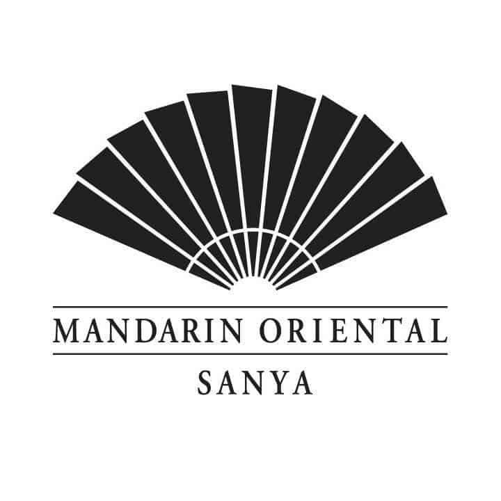 Mandarin Oriental, Sanya logo