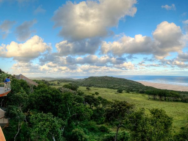 Oceana Beach Wildlife Reserve Panorma Garden Route