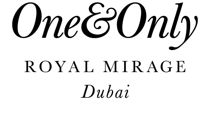 One And Only Royal Mirage Dubai Logo