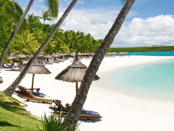One and Only Le Saint Geran Mauritius Beach