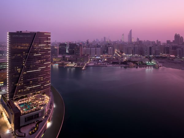 Rosewood Abu Dhabi Top View
