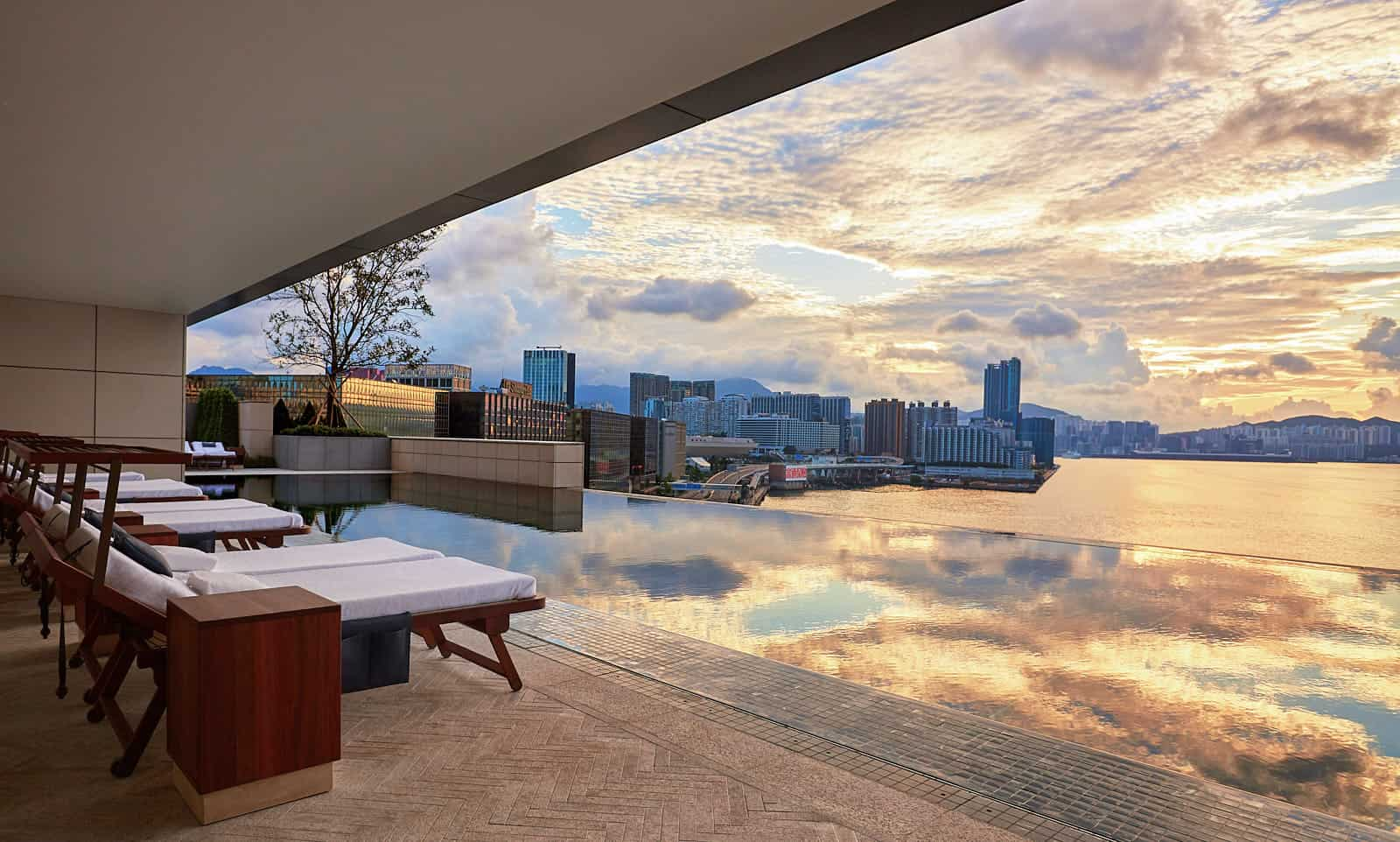 Rosewood Hong Kong Pool