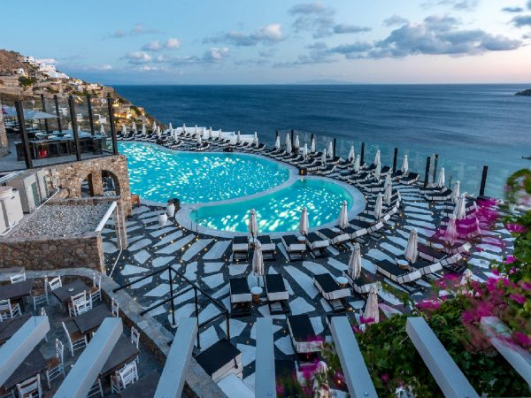 Royal Myconian Resort & Thalasso Spa Center Extetior