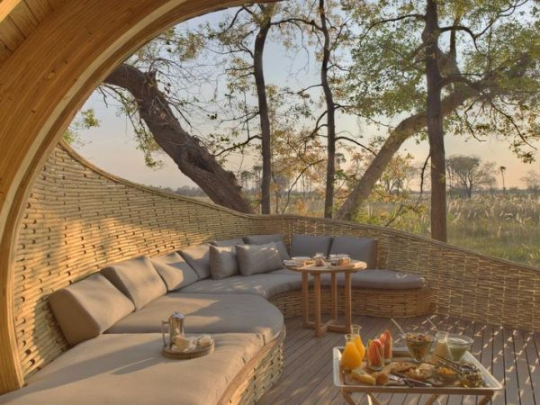AndBeyond Sandibe Okavango Safari Lodge Room