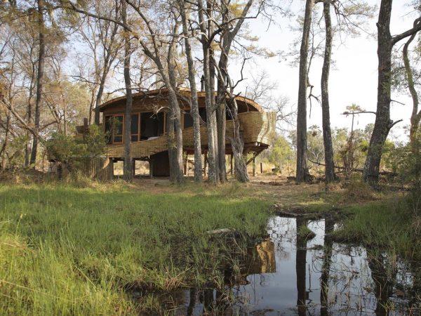 AndBeyond Sandibe Okavango Safari Lodge Suite