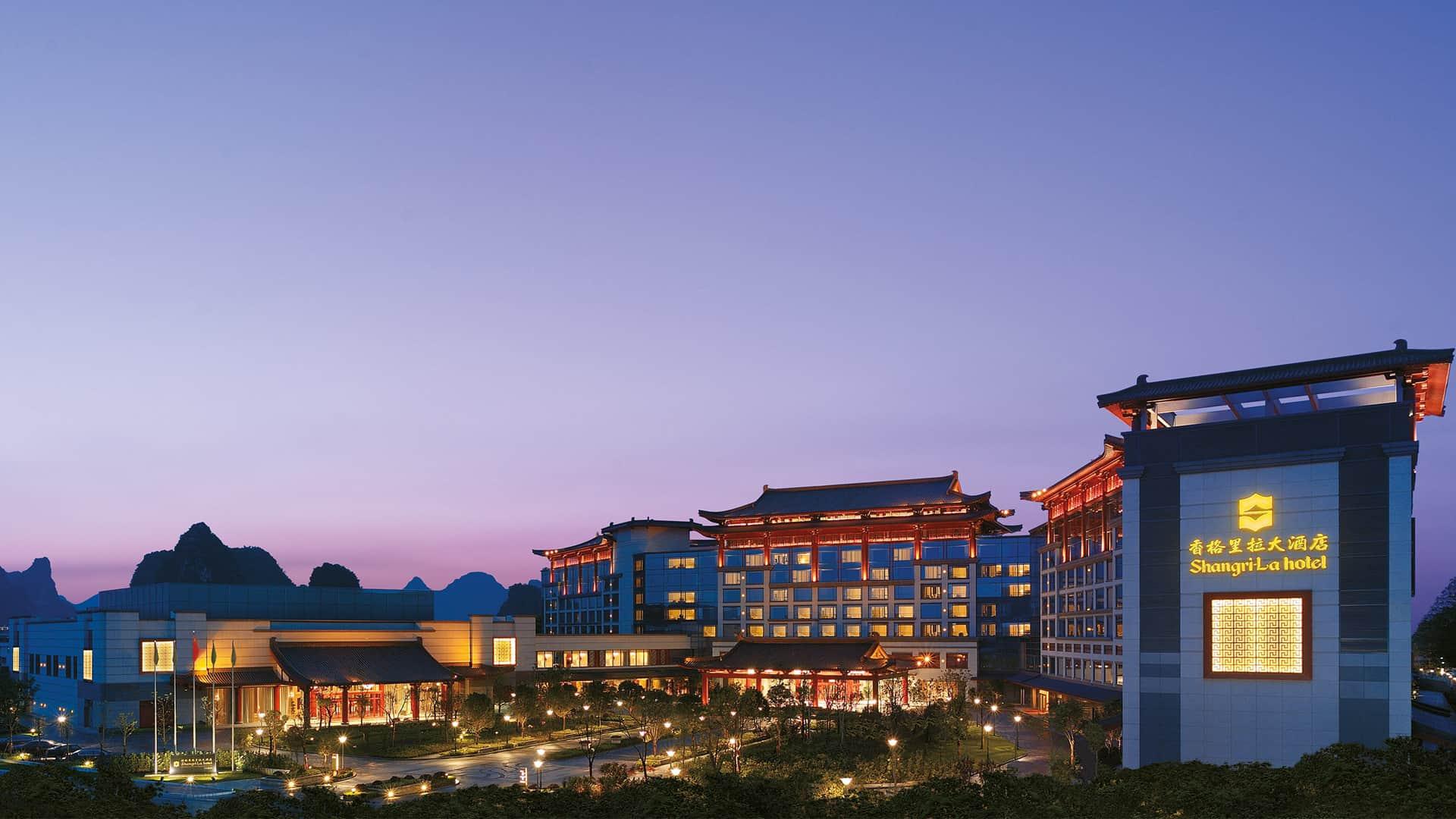 Shangri La Hotel Guilin