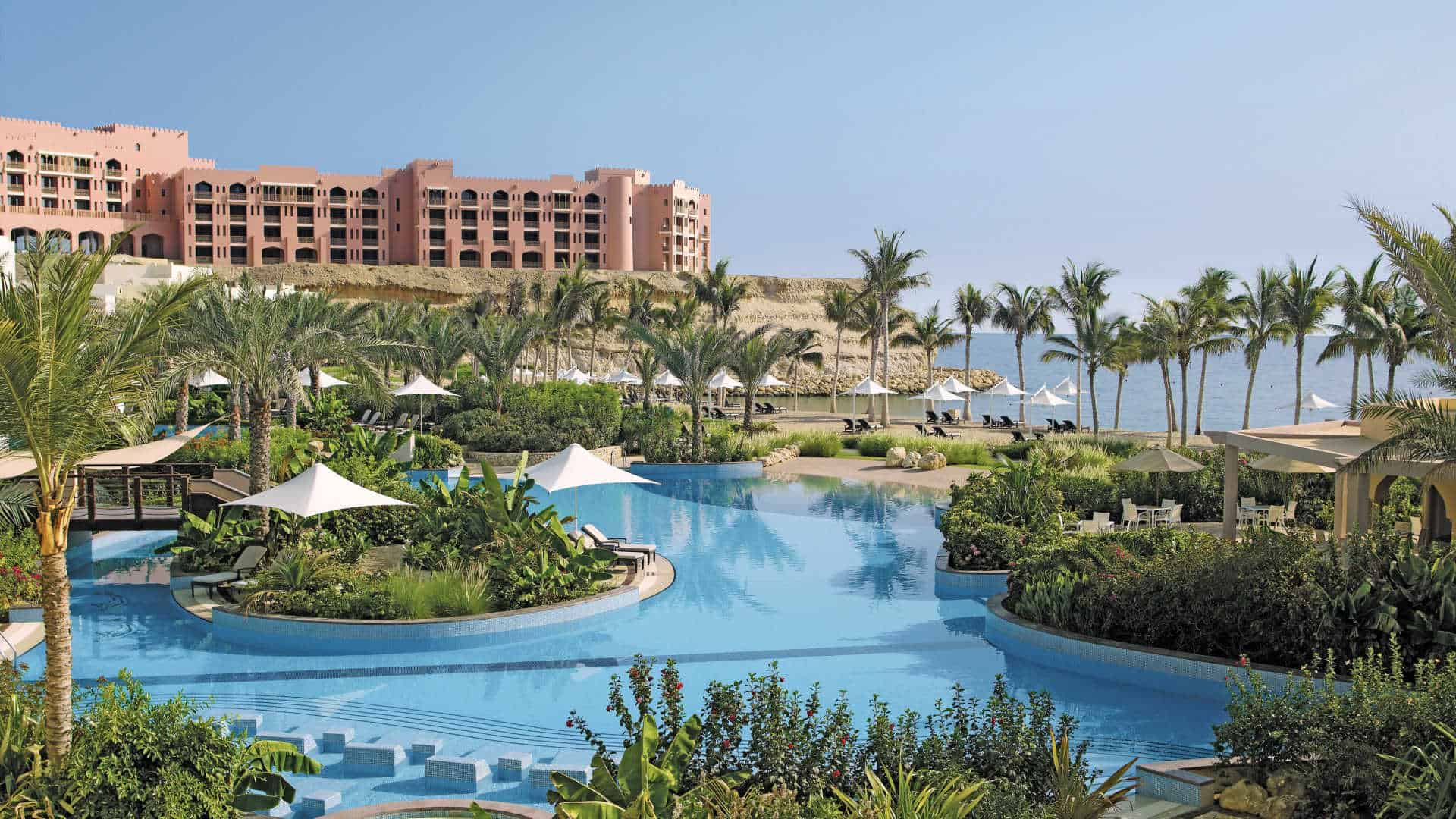 Shangri La's Barr Al Jissah Resort and Spa