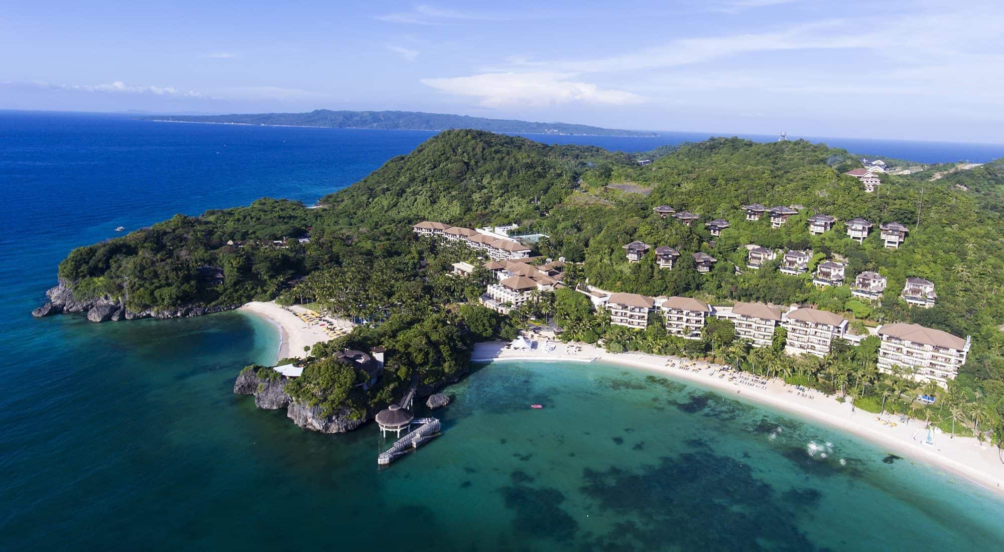 Shangri-La's Boracay Resort and Spa View