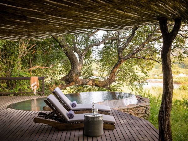 Singita boulder lodge room