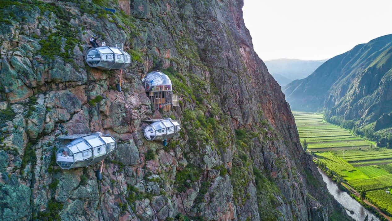 Skylodge Adventure Suites Peru