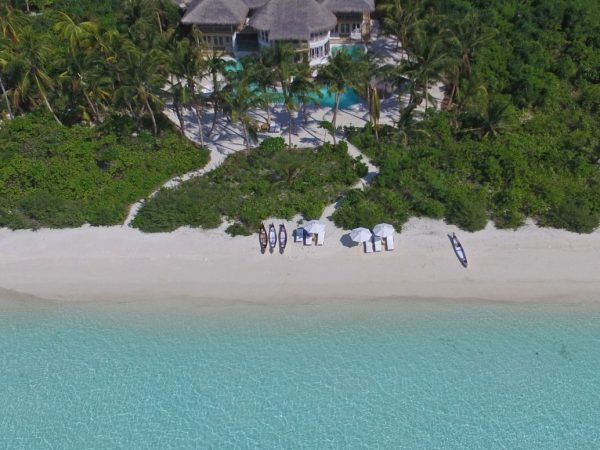Soneva-Jani 4 Bedroom Island Reserve