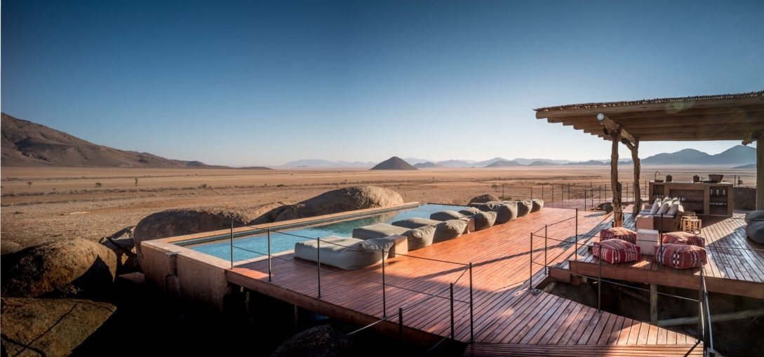 Sonop Zannier Hotel Namibia Pool