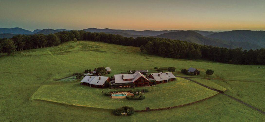 Spicers Peak Lodge Australia
