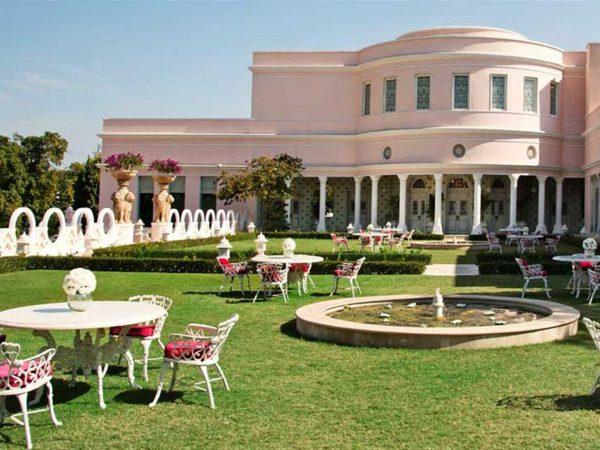 Sujan Rajmahal Palace Exterior View