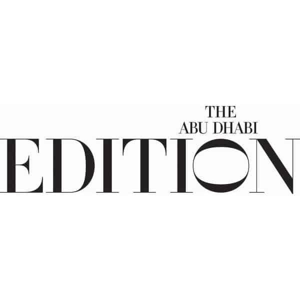 The Abu Dhabi Edition Logo