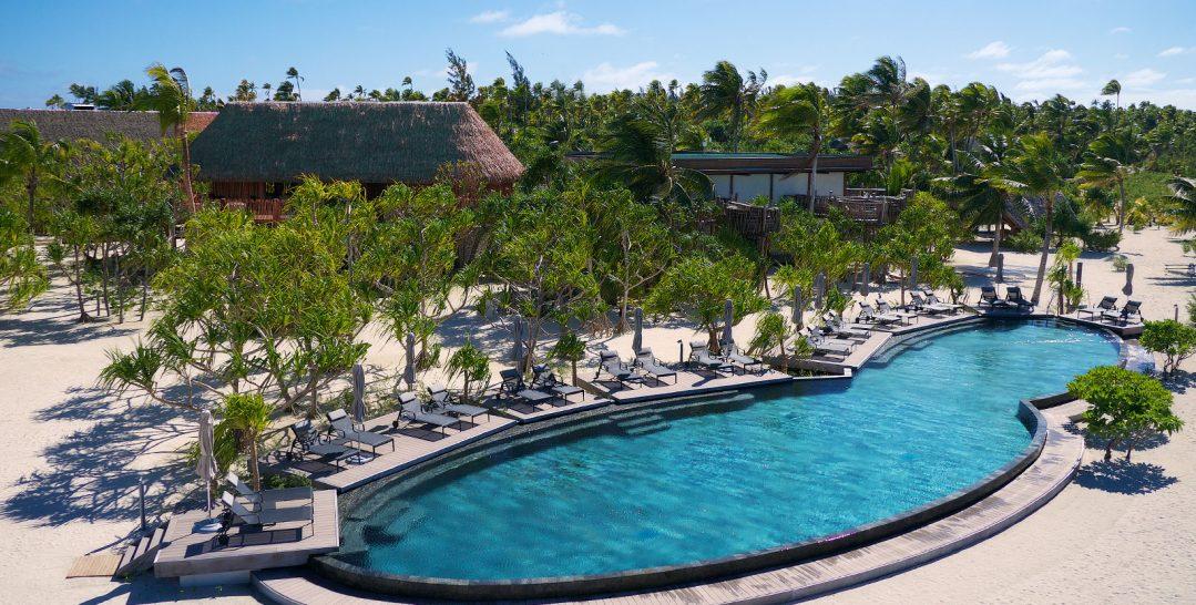 The Brando Resort Pool