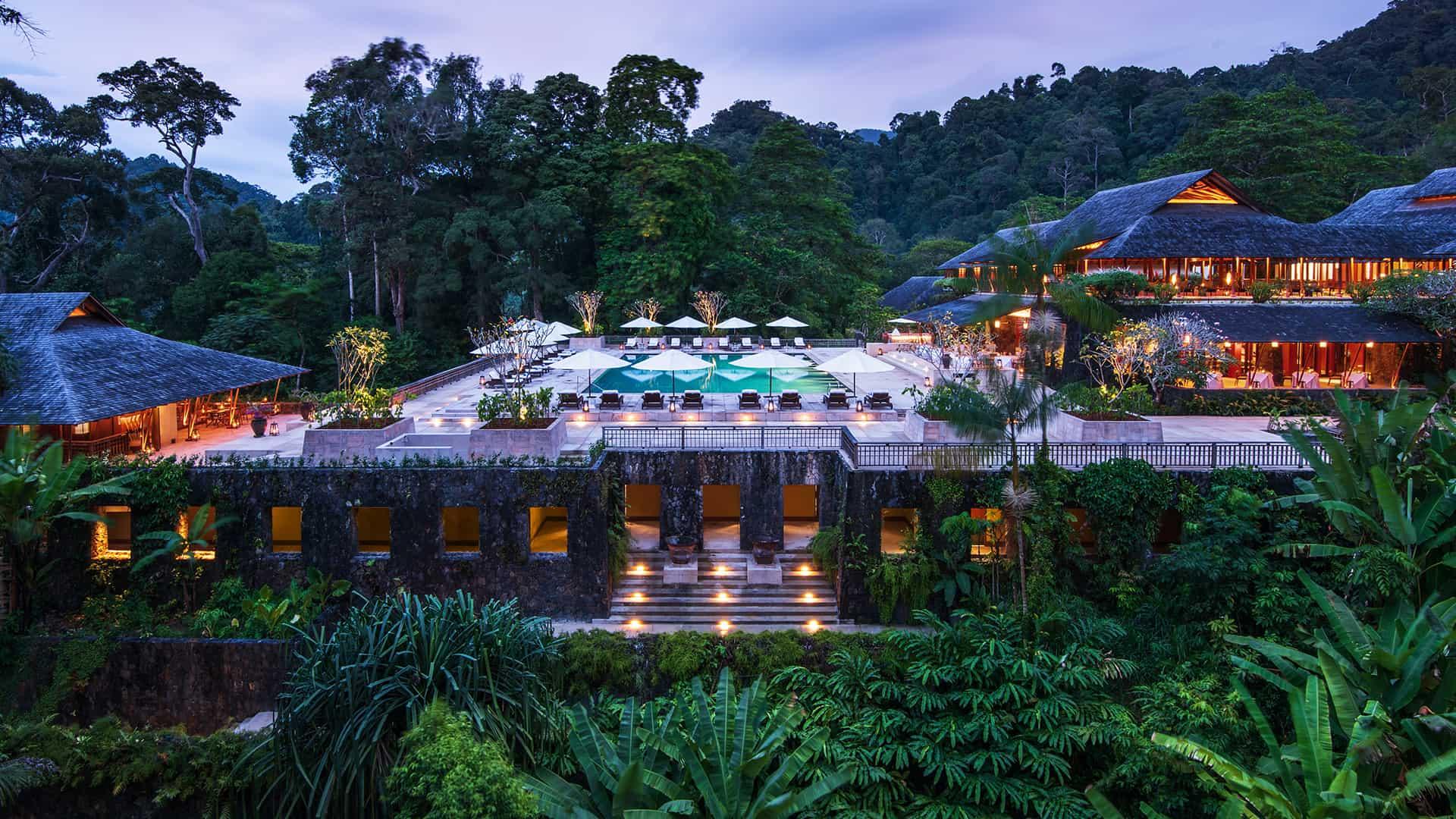 The Datai Langkawi View