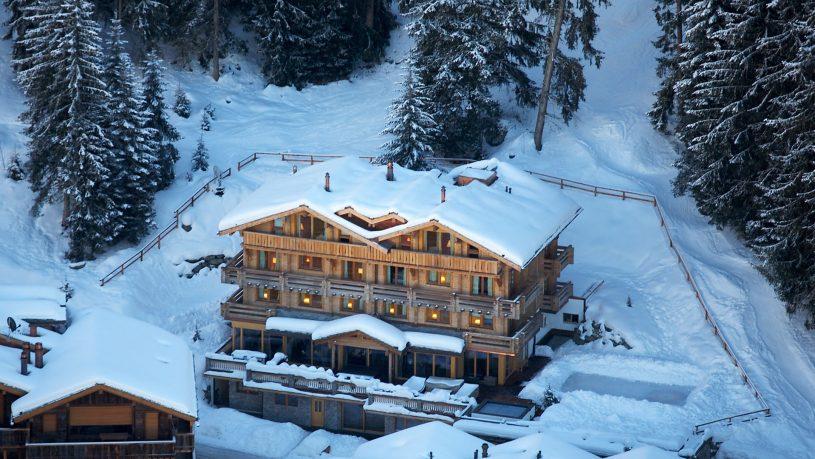 The Lodge Outside Area