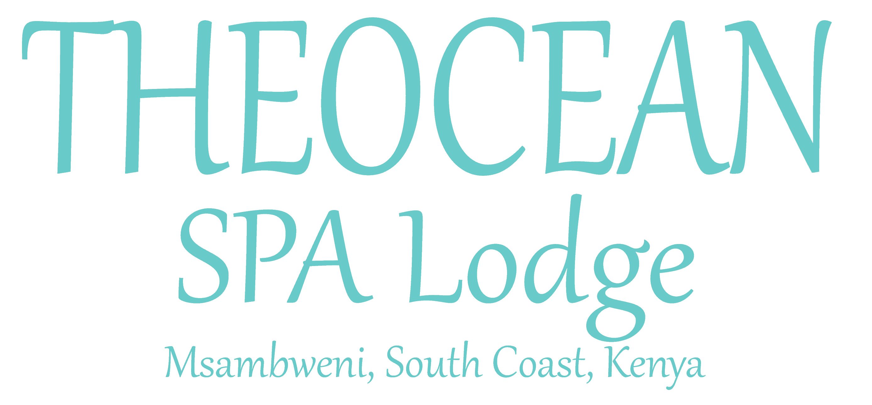 The Ocean Spa Lodge Logo