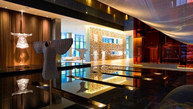 The Opposite House Beijing Lobby