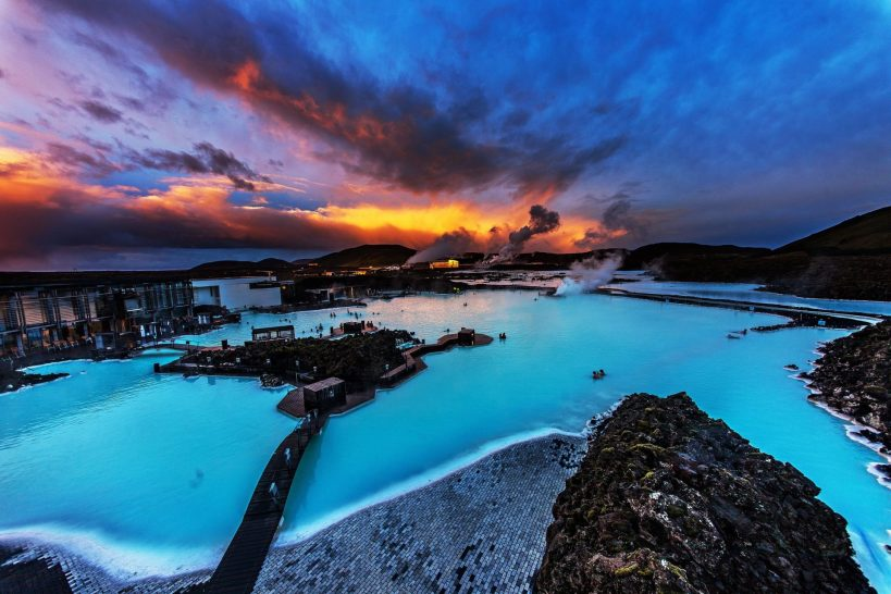 The Retreat at Blue Lagoon Iceland geothermal spa