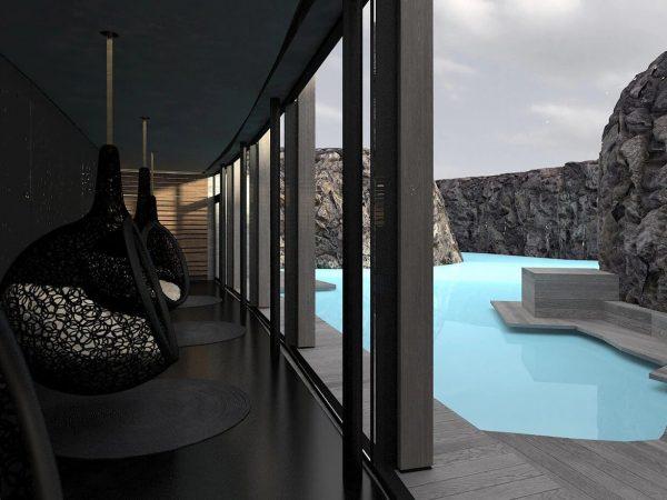 The Retreat at Blue Lagoon Iceland lava spa