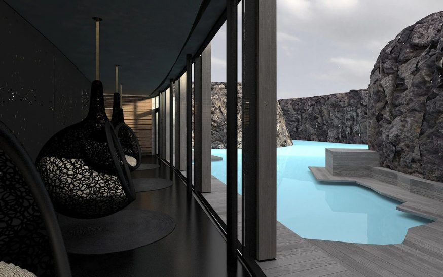 The Retreat at Blue Lagoon Iceland lava spa