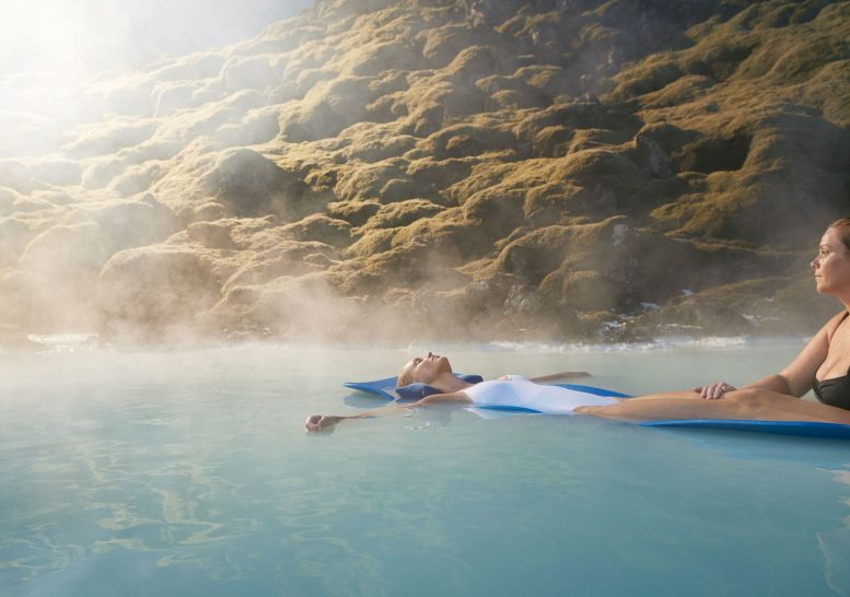 The Retreat at Blue Lagoon Iceland massage