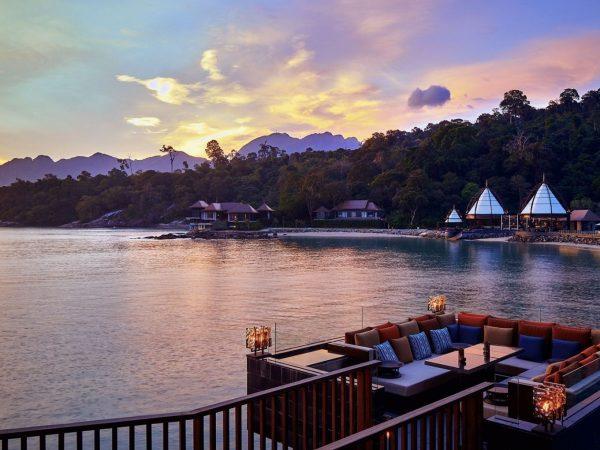 The Ritz Carlton Langkawi Sunset Bar1