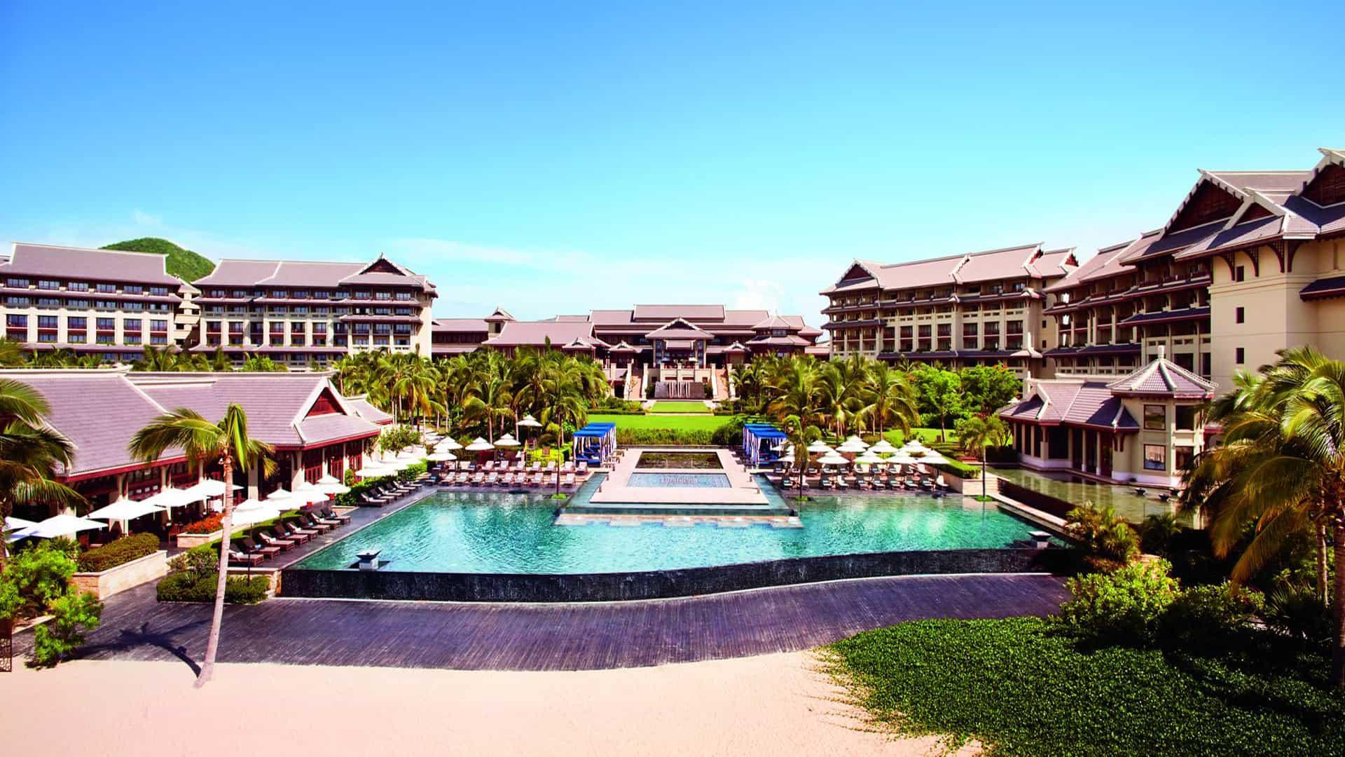 The Ritz Carlton Sanya