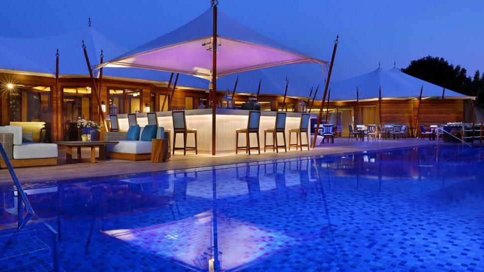 The Ritz Carlton ras al khaimah al hamra Pool