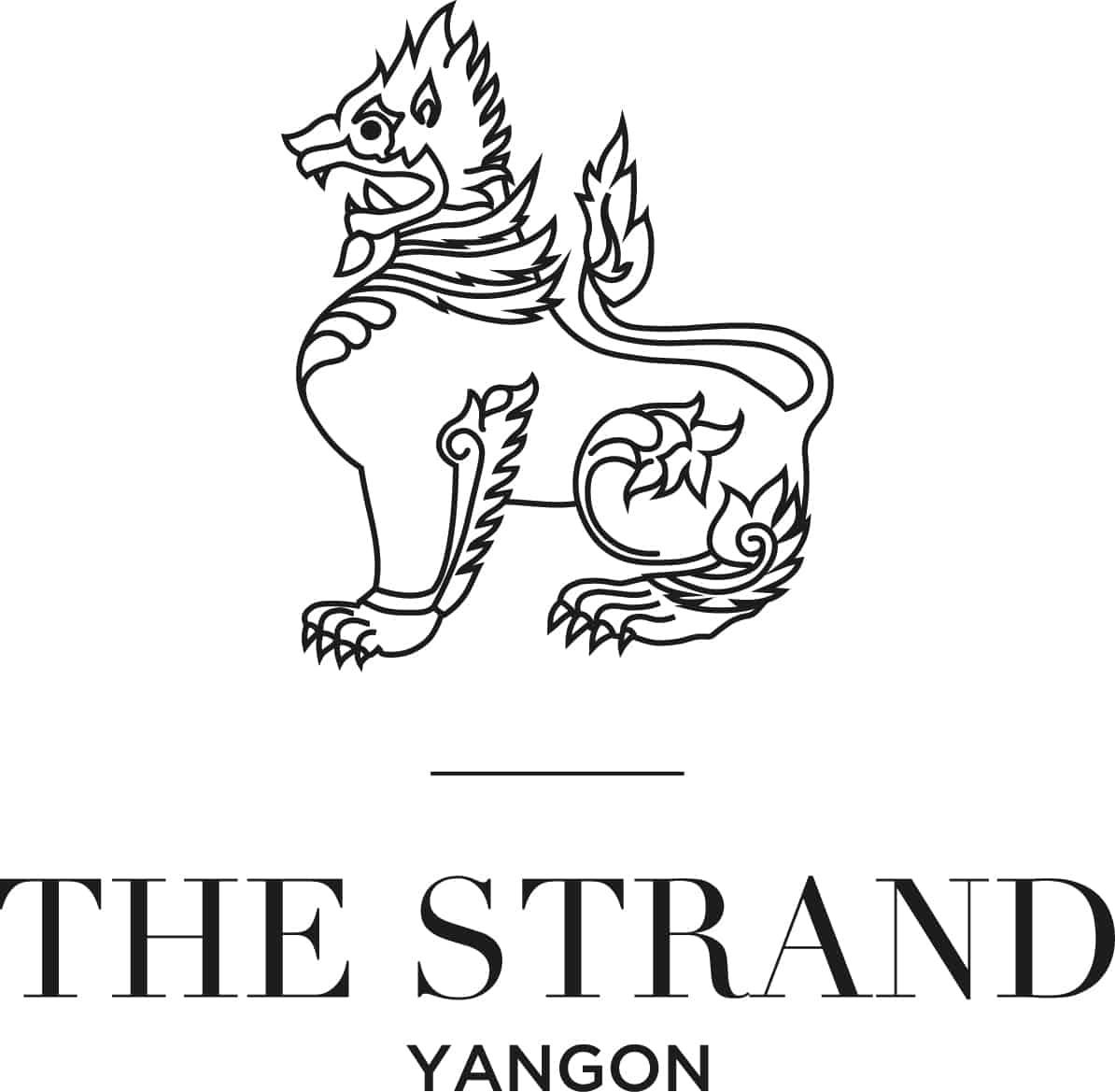 The Strand Hotel Yangon logo