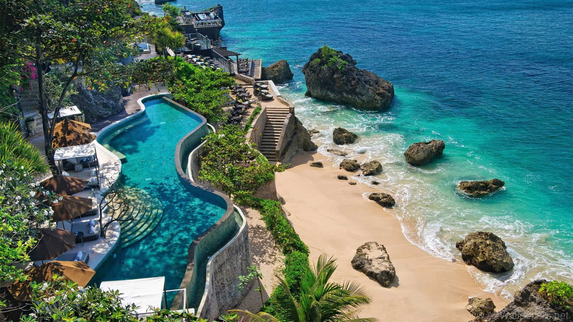 The Villas At Ayana Resort Bali Indonesia Book At The Luxe Voyager