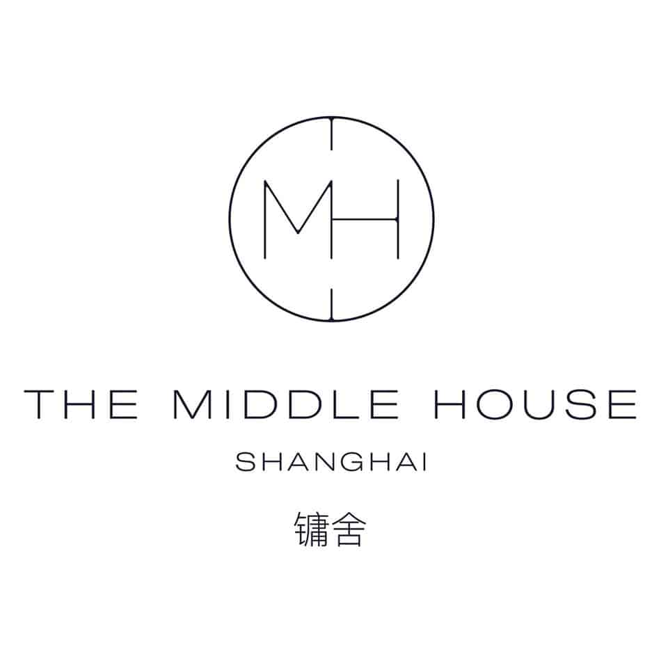 The middle house Logo