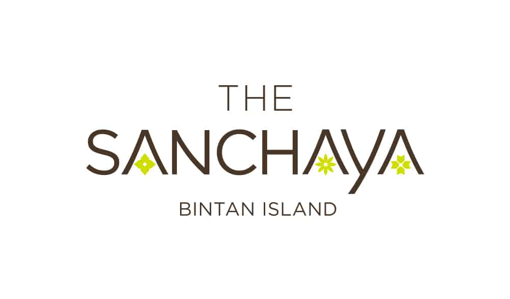 The sanchaya bintan logo