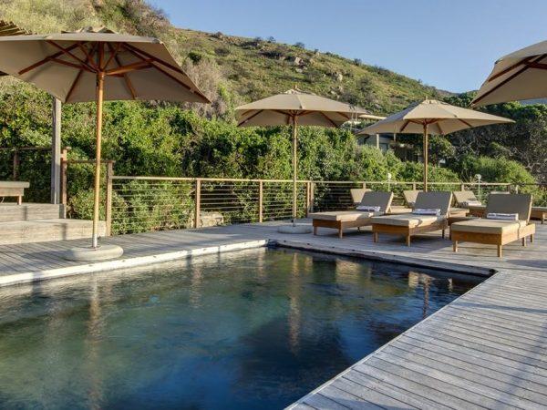 Tintswalo Atlantic Cape Town Pool Deck
