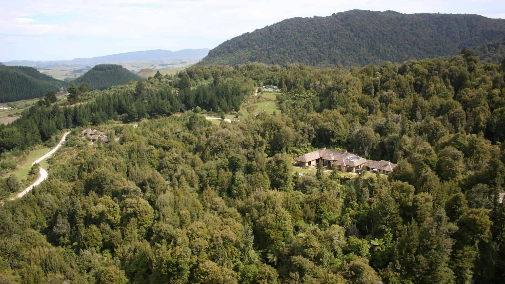 Treetops Lodge and Estate Rotorua New Zealand