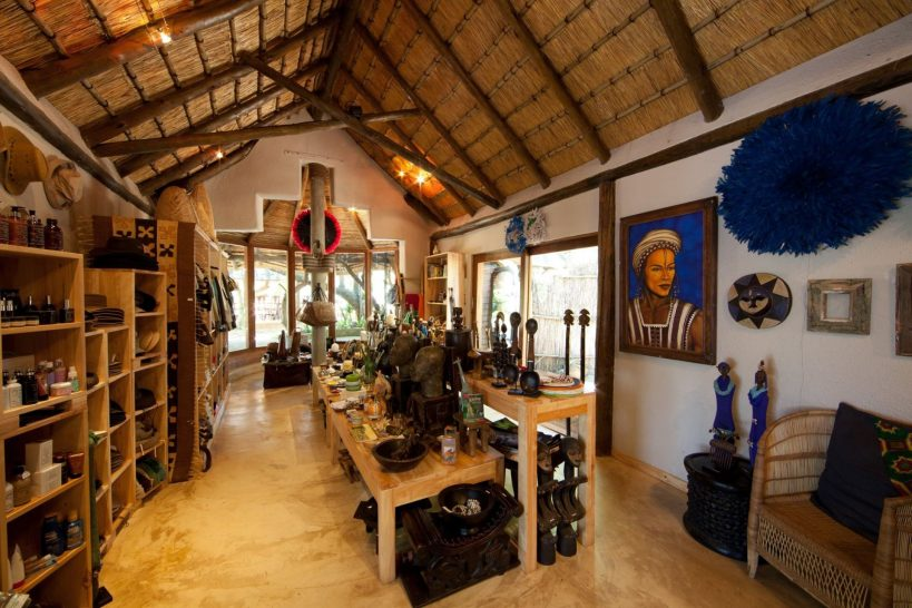 Ulusaba Private Safari Game Reserve Shop