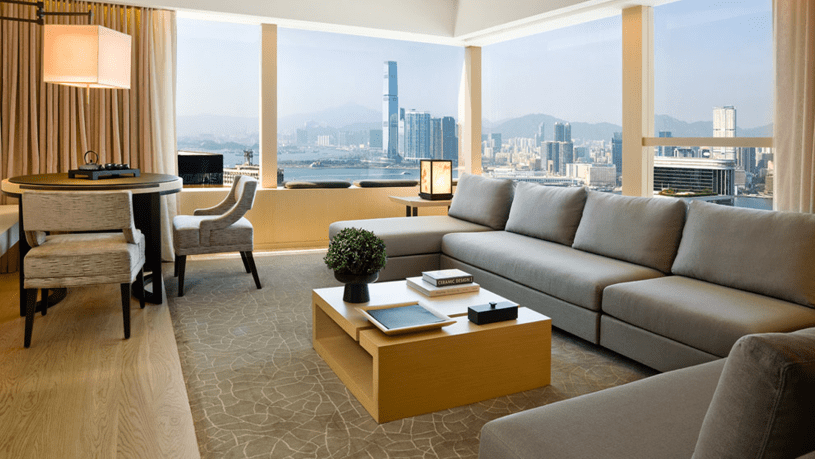 Upper House Suite