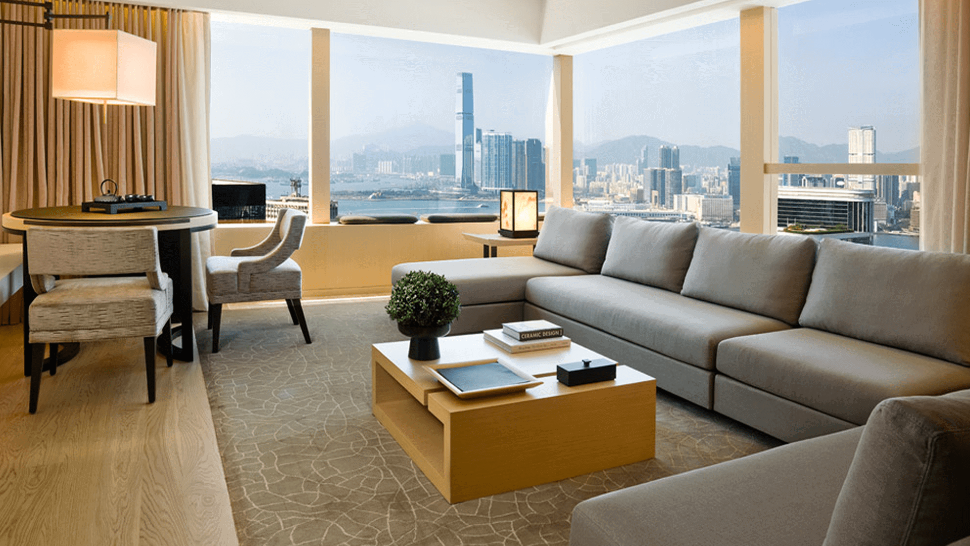 The Upper House Suite Hong Kong
