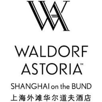 Waldorf Astoria Shanghai on the Bund Logo