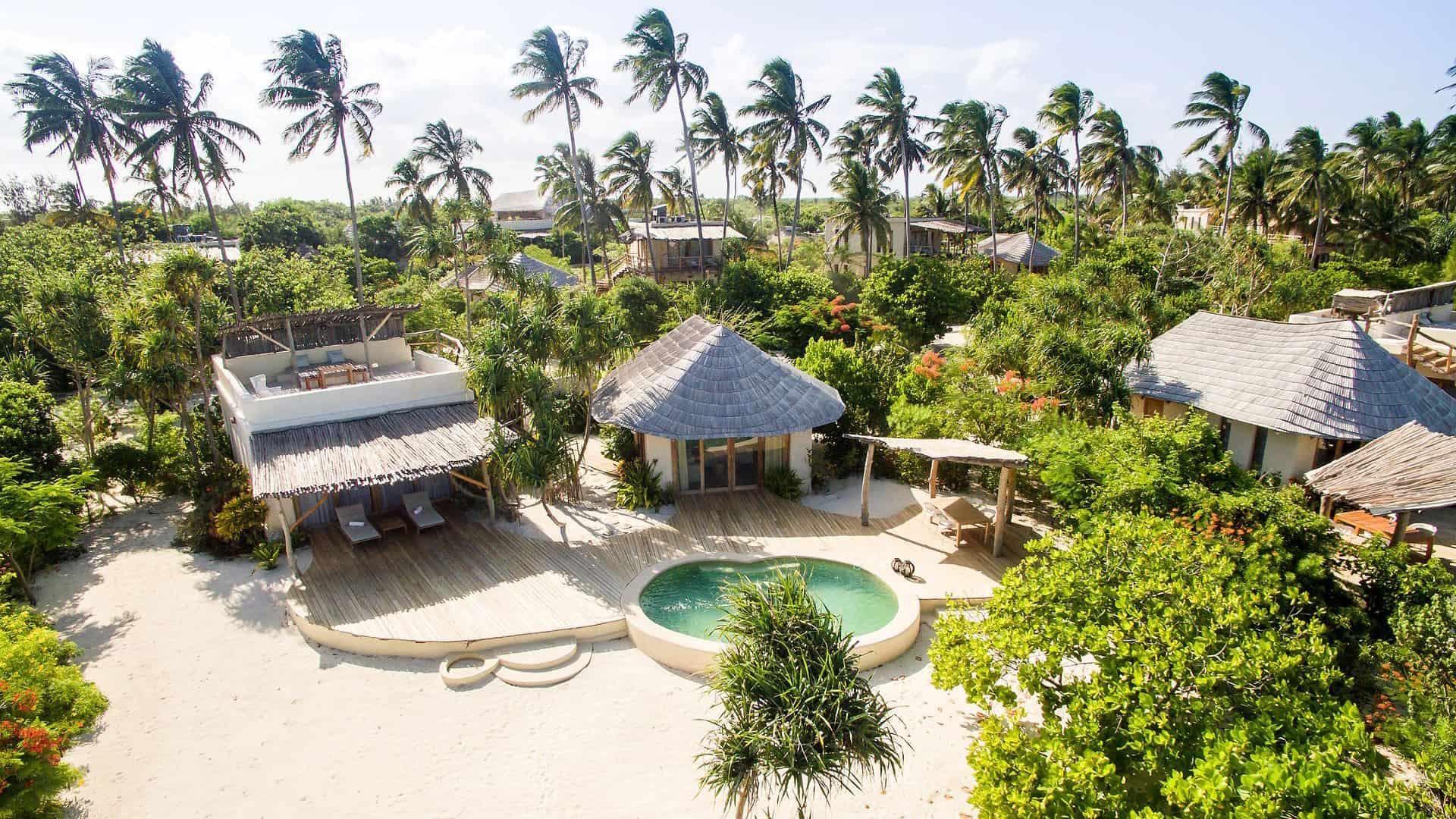 Zanzibar White Sand Luxury Villas and Spa View