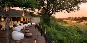 AndBeyond Ngala Tented Camp
