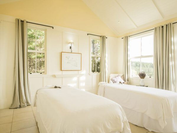 cape kidnappers treatment room