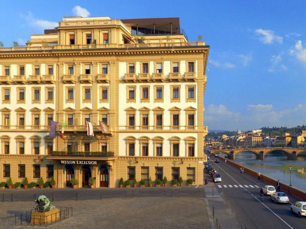 The Westin Excelsior Florence Exterior