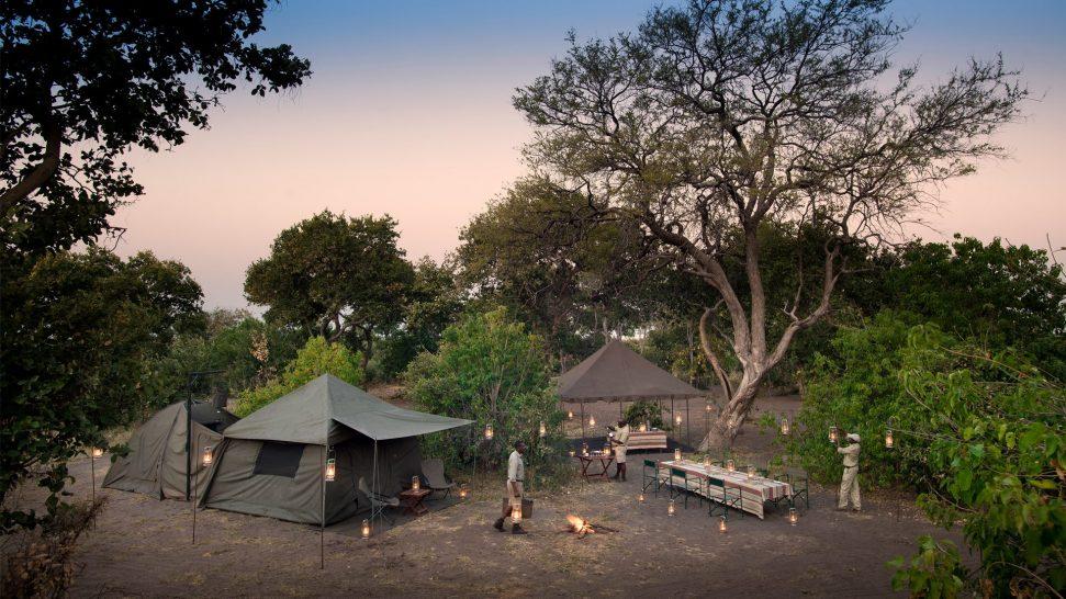 AndBeyond Expedition - Botswana Highlights Safari