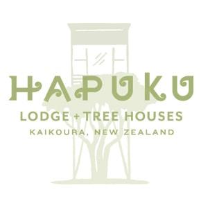 Hapuku Lodge and Tree Houses New Zealand Logo