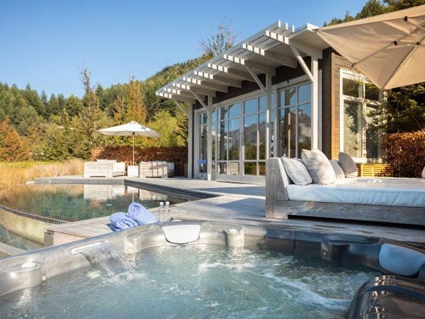 matakauri spa and pool