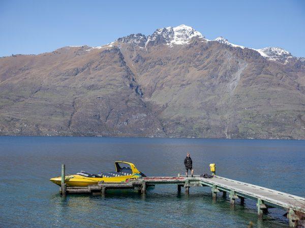 matakauri speed boat experiences