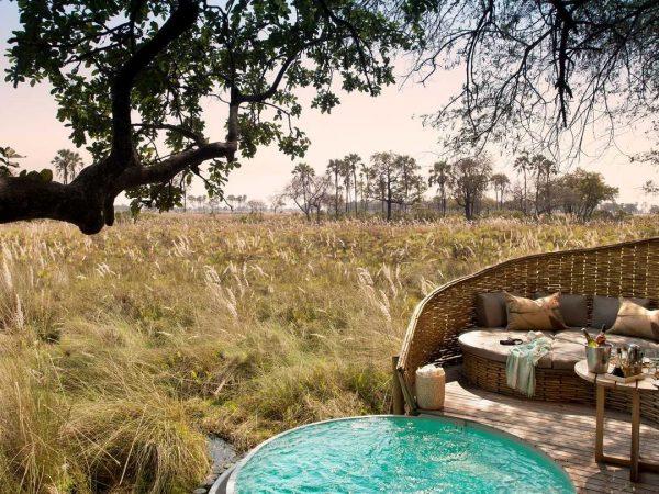 AndBeyond Sandibe Okavango Safari Lodge Sandibe